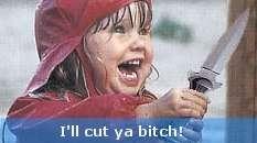 cut a bitch